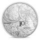 Frankreich - 10 EUR Säerin Louis DOr 2017 - Silber PP