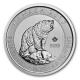Kanada - 8 CAD Grizzly 2017 - 1,5 Oz Silber