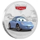 Niue - 2 NZD Disney Pixar Cars Sally 2017 - 1 Oz Silber