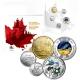 Kanada - 3,40 CAD 150 Jahre Kanada 2017 - Kursmünzsatz