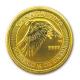 Kanada - 10 CAD Schneefalke 2016 - 1/4 Oz Gold