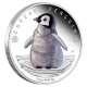 Tuvalu - 0,5 TVD Polar Babies Pinguin 2017 - 1/2 Oz Silber