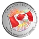 Kanada - 5 CAD Stolzes Kanada - 1/4 Oz Silber