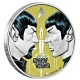 Tuvalu - 1 TVD Star Trek Mirror Mirror Mr. Spock 2017 - 1 Oz Silber