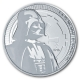 Niue - 2 NZD Star Wars Darth Vader 2017 - 1 Oz Silber