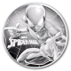 Tuvalu - 1 TVD Spiderman 2017 - 1 Oz Silber
