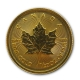 Maple Leaf - 1/20 Oz Gold