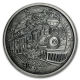 USA - Hobo Nickel The Train - 5 Oz Silber