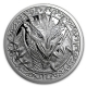 USA - Destiny Knight The Dragon - 2 Oz Silber
