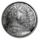 USA - Alfons Mucha Kollektion IVY - 1 Oz Silber Proof